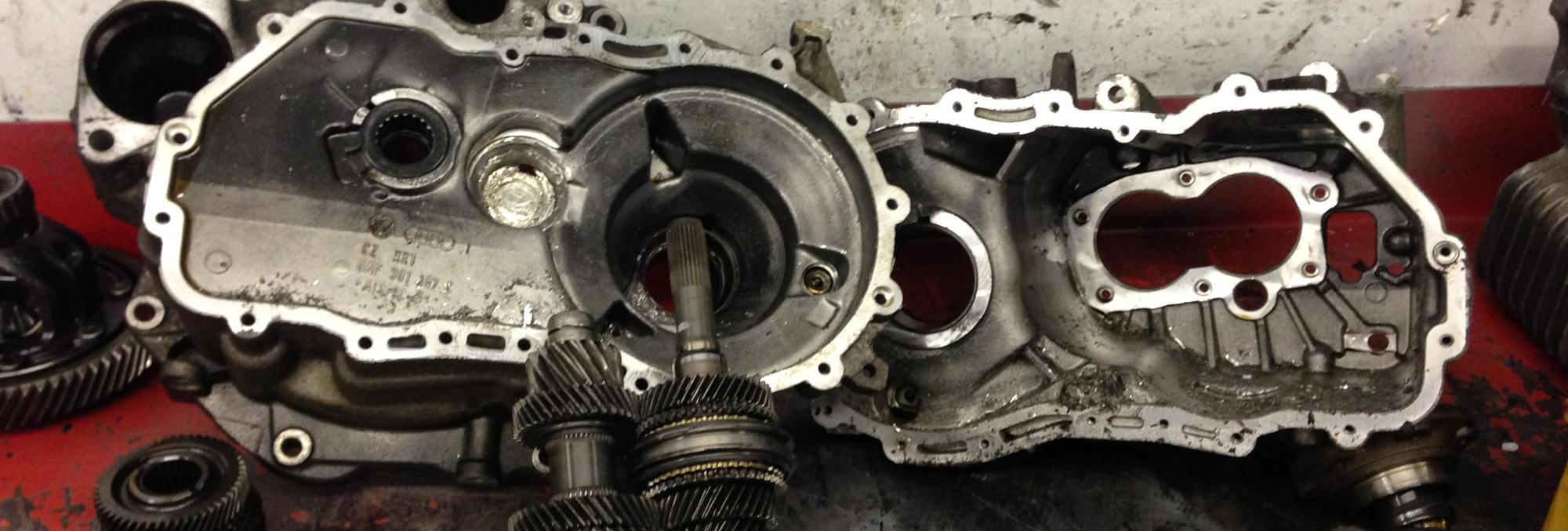 Landrover Gearbox Repair Nottingham
