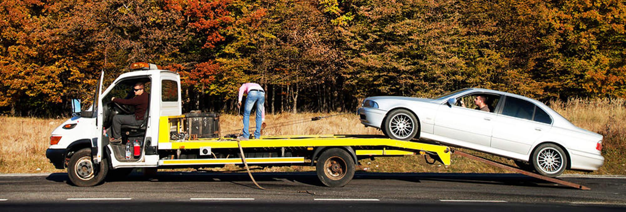 Vehicle Breakdown Recovery in Nottingham