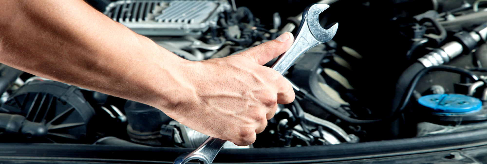 Silver Car Servicing in Nottingham